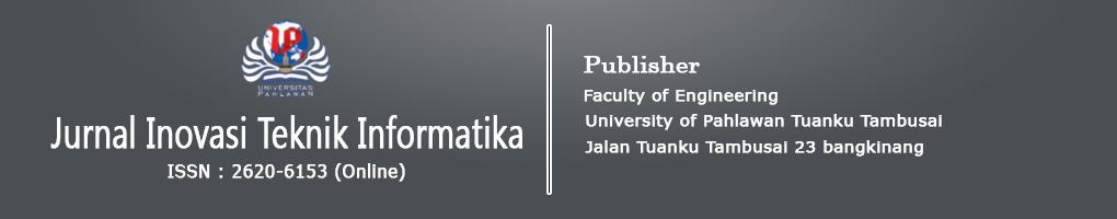 Jurnal Inovasi Teknik Informatika